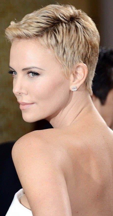 Great Hair Cuts : hairstyles and this time she has chosen the boyish pixie haircut ...