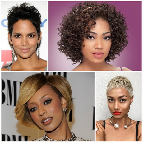 Hairstyles For Short Hair Black 2016 : Hairstyles For Black Women Hairstyles 2016