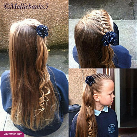 Hairstyles 2016 for school