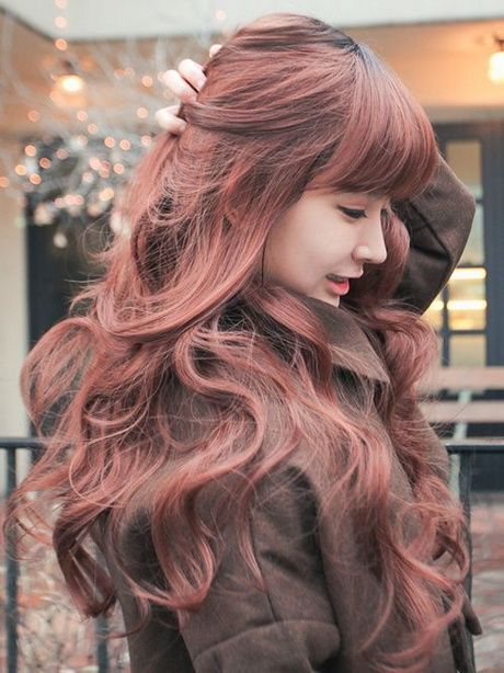 Hairstyles korean 2016
