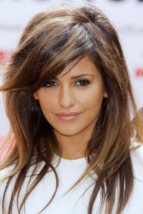 Layered haircuts for medium hair 2016