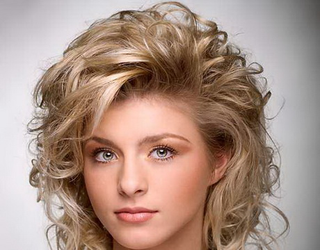 Medium Length Layered Hairstyle for 2016 Medium Length Layered Curly
