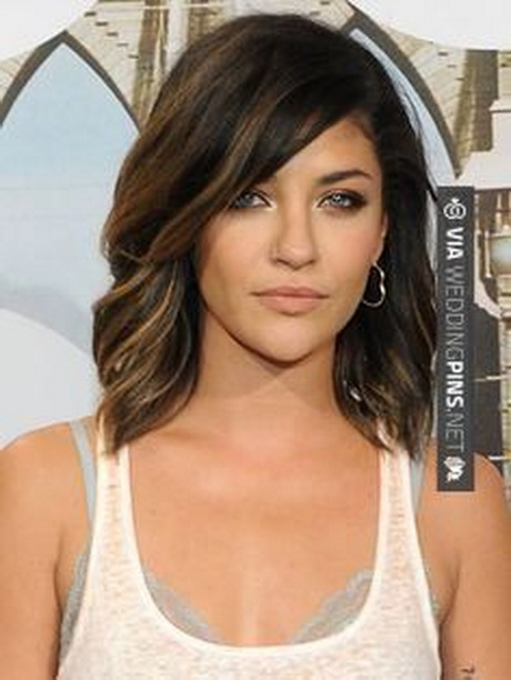 Quirky Hairstyles For Medium Length Hair : Medium length haircuts dog breeds picture
