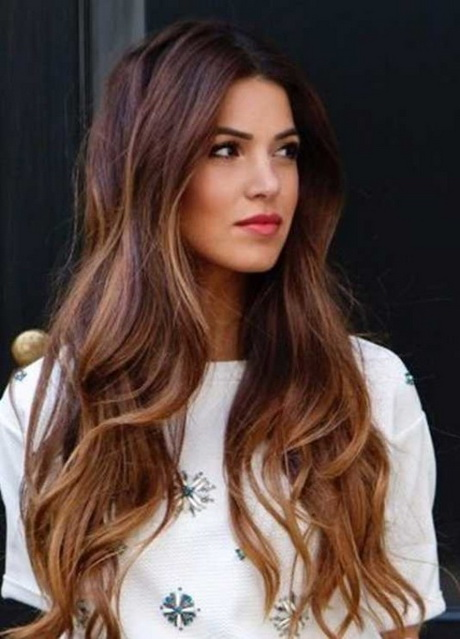 Latest Hair Style : Long Black Hairstyle for 2016 New Long Hairstyle 2016
