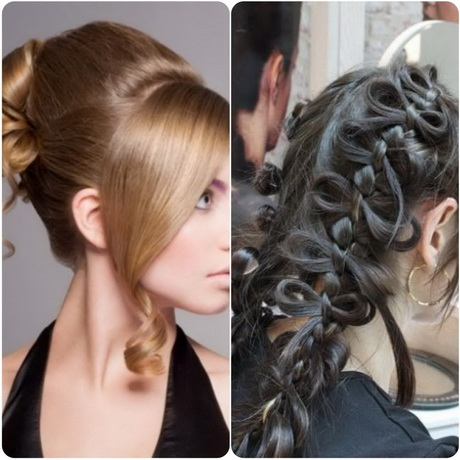 Hairstyle New Girl : Below are Latest Party Hairstyles For Stylish Girls 2016-2017 for all ...