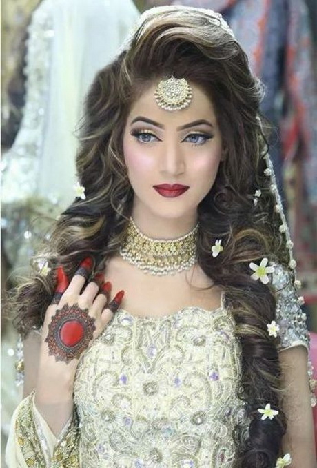 Hairstyles Fashion : bridal hairstyles new fashion for girls 2016