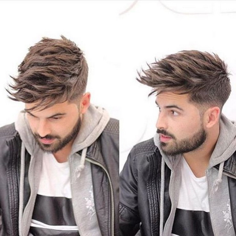New hairstyles for men 2016