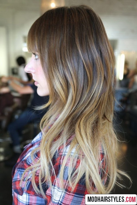 2016 ombre hairstyles and ombre color ideas