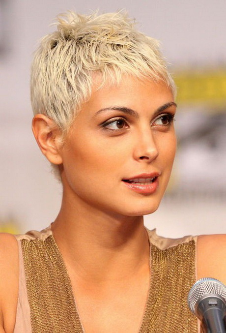 Trendy Hair Color: Short Haircuts for Straight Hair photo