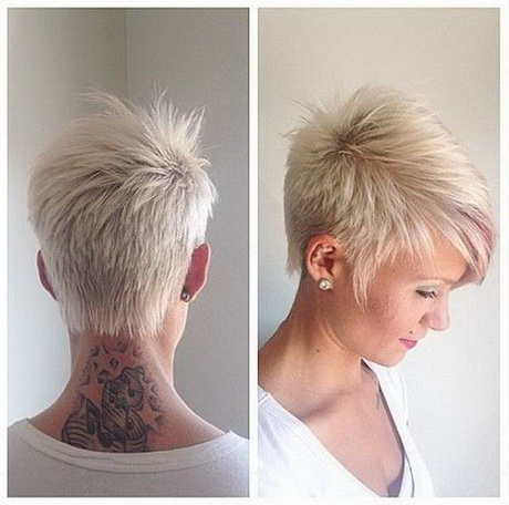 pixie short haircuts 2016