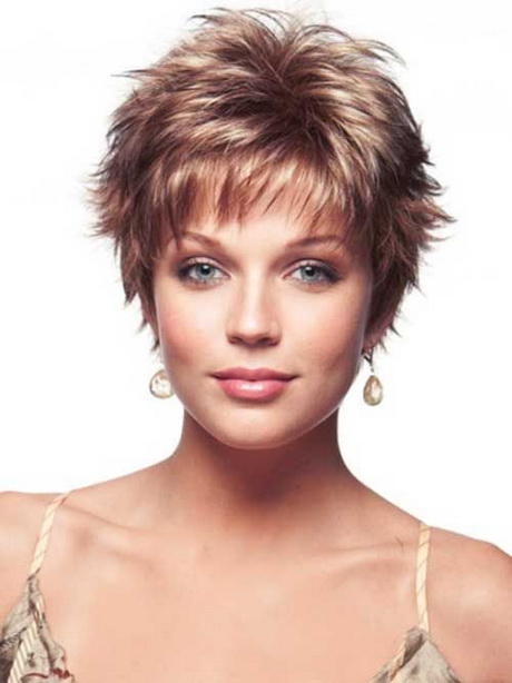 Short Hair Styles : Short Spiky Hairstyles for Women  Short hairstyles have gained a ...