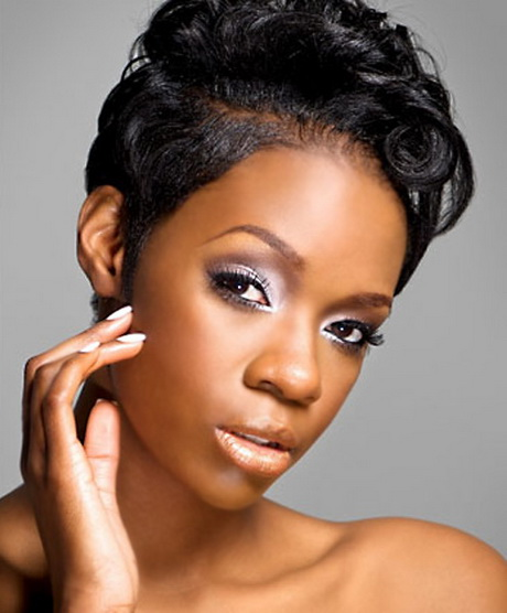Short Black Hair Styles for Black Women