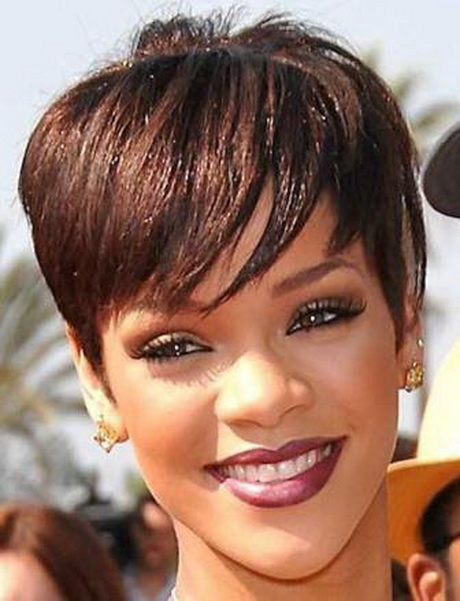 Short black haircuts for women 2016