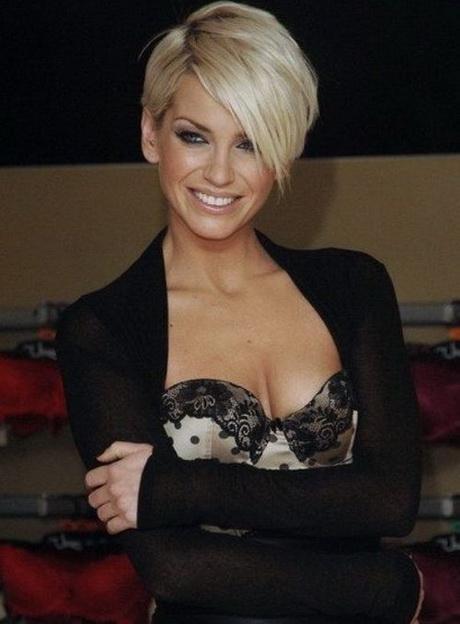 Women Short Hair Cut Styles Hair Styles Haircuts Hair Color | Dark ...