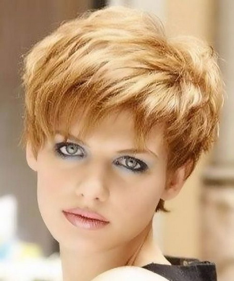 Most Attractive Short Hairstyles 2016 for Women With Cute Color