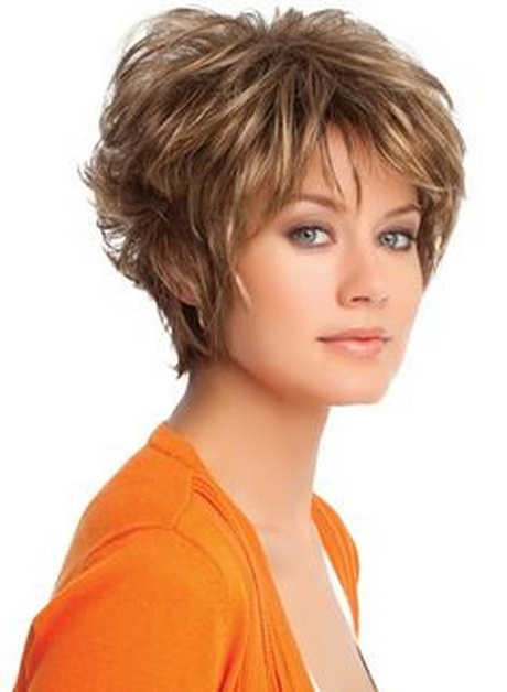 Short hairstyles women over 50 2016