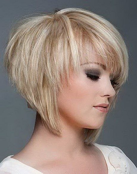 hairstyles layered bob - photo #6
