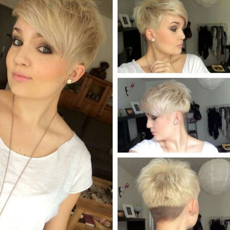 Very short hairstyles for 2016