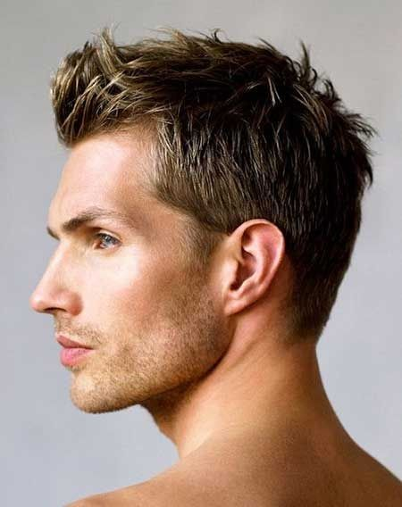 Men short hairstyles 2014
