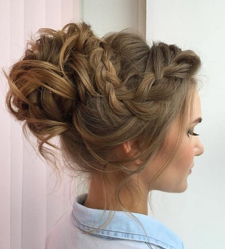 Birthday Hairstyles For Girls