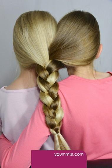 Cute girls hairstyles website