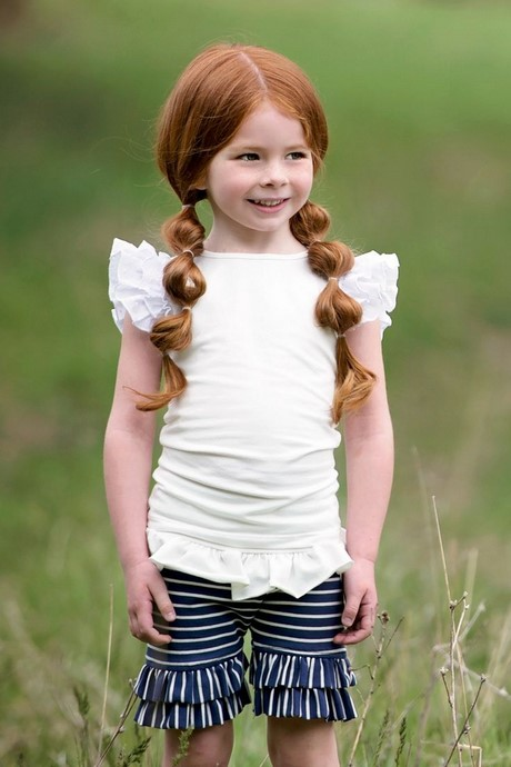 Girl Hairstyle : Cute hairstyles little girl