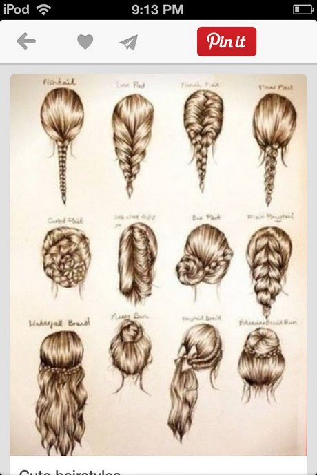 Cute Quick Easy Hairstyles