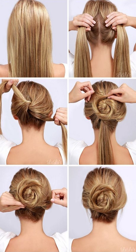 Easy And Simple Hairstyles To Do At Home