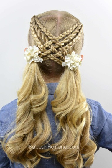 Cute And Easy Hairstyles For Kids With Short Hair