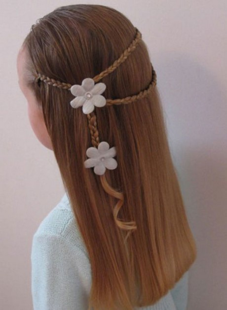 Easy Hairstyles For Kids Girls