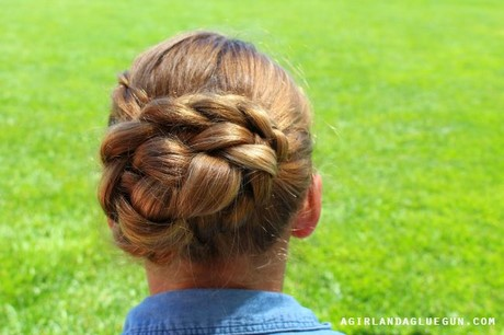 Easy Hairstyles Kids