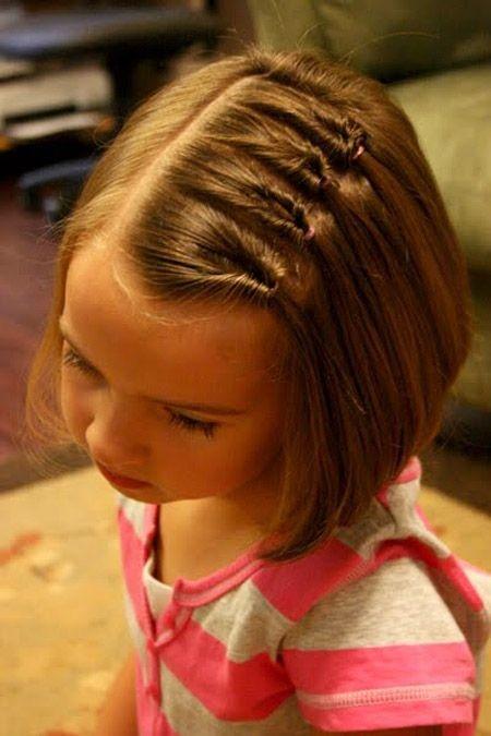 Easy Hairstyles Kids
