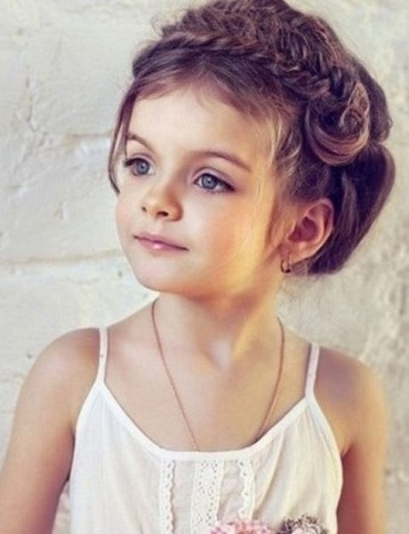 Good Hairstyles For Kids Girls
