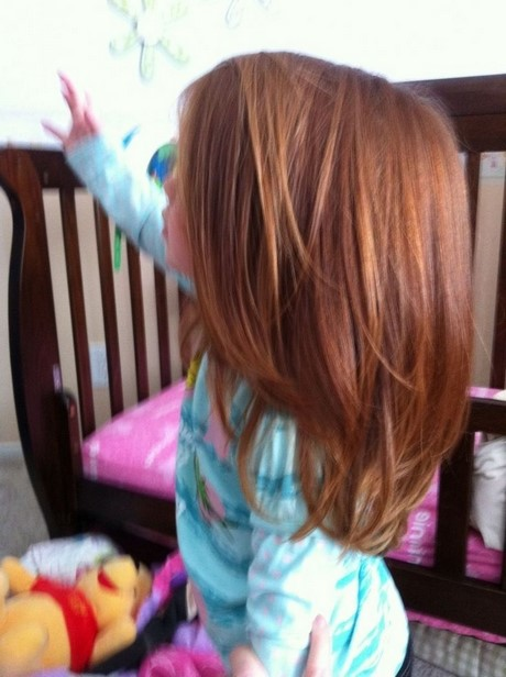 haircuts hair hairstyles toddler childrens haircut layered cuts medium hairstyle bob cut styles 1000 idea children length awesome layers kid