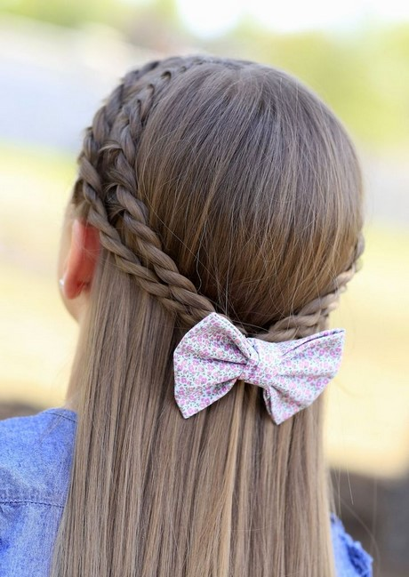 hairstyles for girls birthday