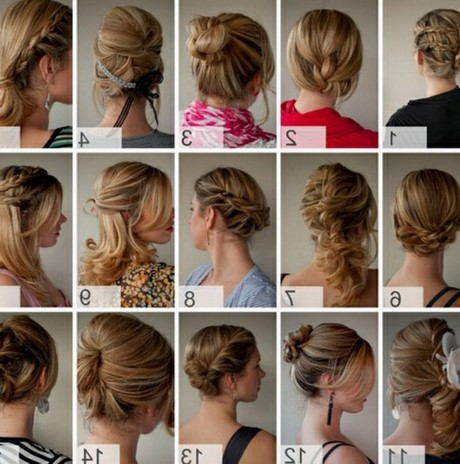hairstyles for long hair quick and easy