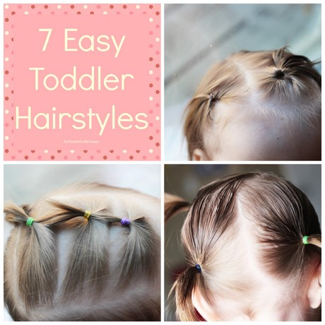 Little girl hairstyles easy to do