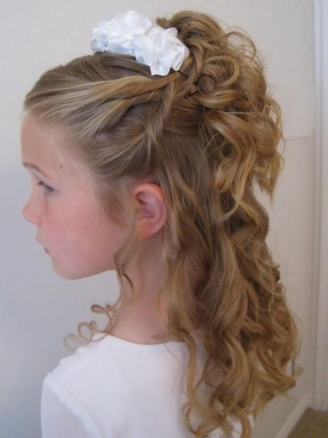 Hairstyles For Long Hair Little Girl : Little girl hairstyles for long hair