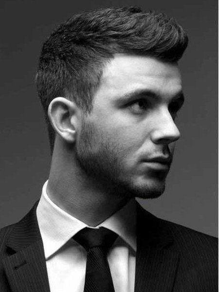 Short Side Haircut For Men