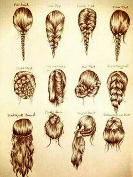 Some Simple Cute Hairstyle Ideas