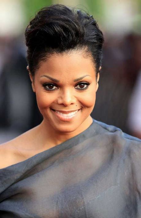 Black Celebrity Short Hairstyles