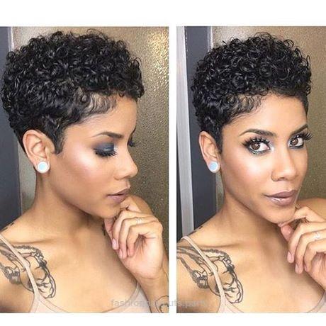 Black Girl Short Hairstyles 2018