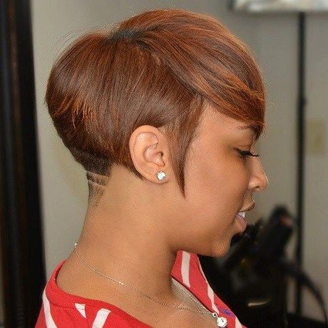 Black Ladies Short Haircuts 2018