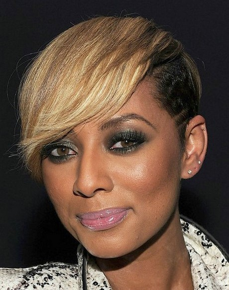 Cute Short Hairstyles For Black Females 2018