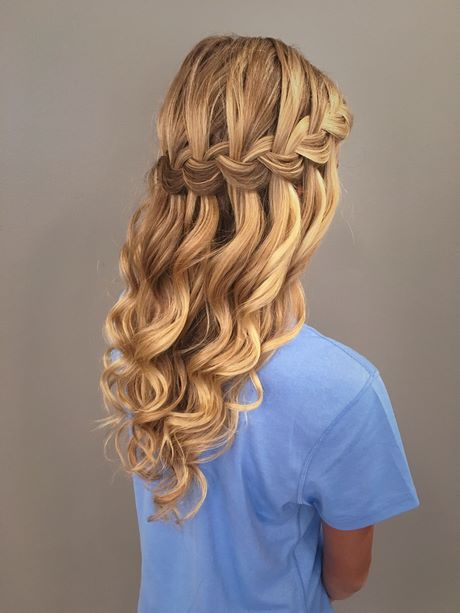 Formal Ball Hairstyles