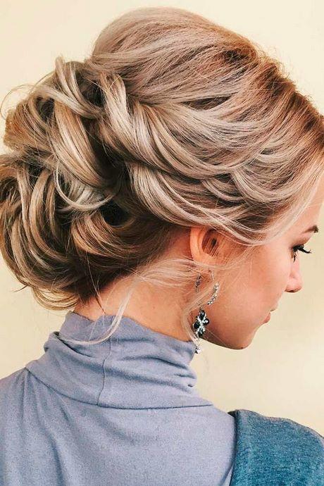 Formal Updos For Medium Length Hair