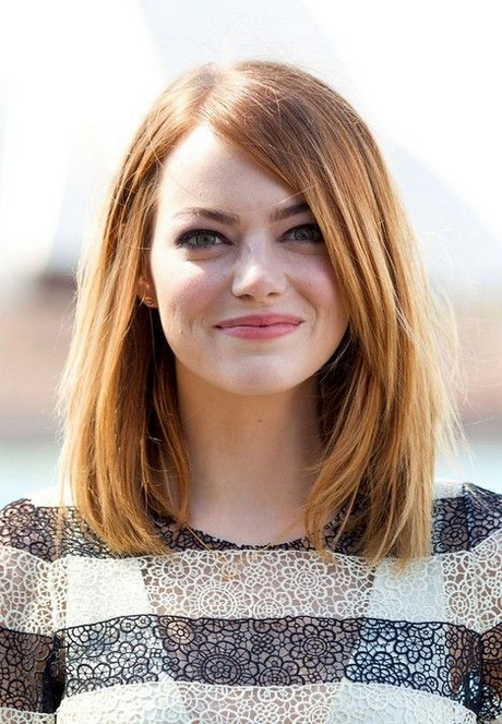 Haircut For Ladies With Round Face