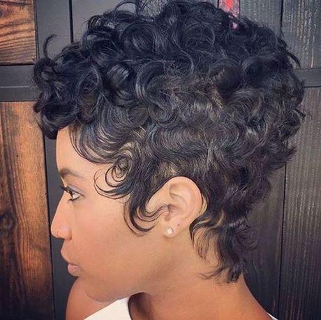 Short Haircuts 2018 Black Hair
