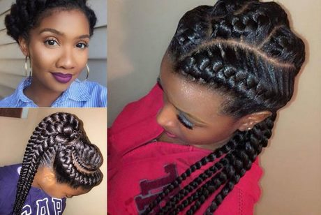 Show Me Black Hairstyles