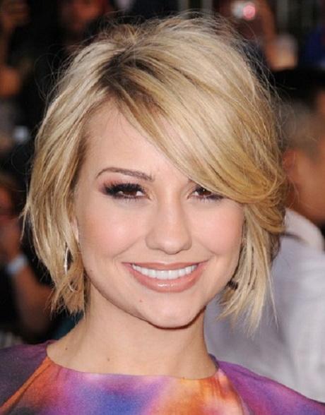 Celebrity hairstyles short